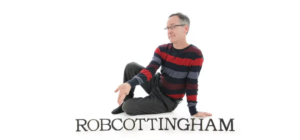 Photo of Rob Cottingham
