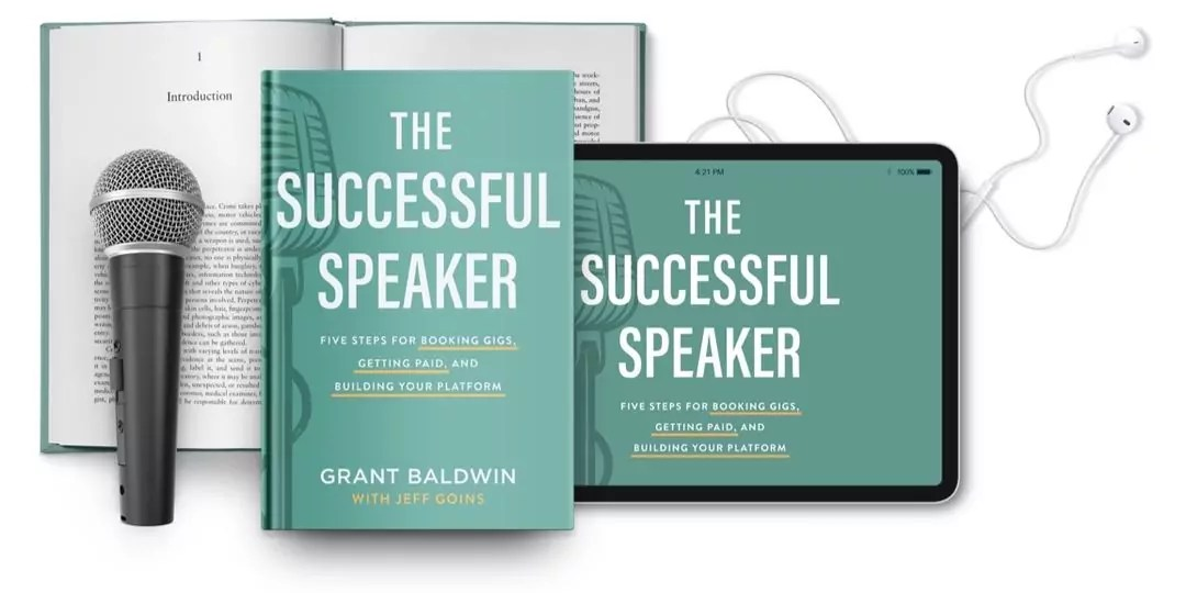 The Successful Speaker: a new guide to launching a speaking career