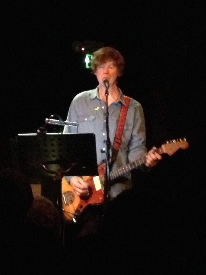 Thurston Moore  Great American Music Hall October 7 2014