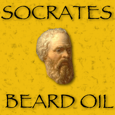 socrates beard oil