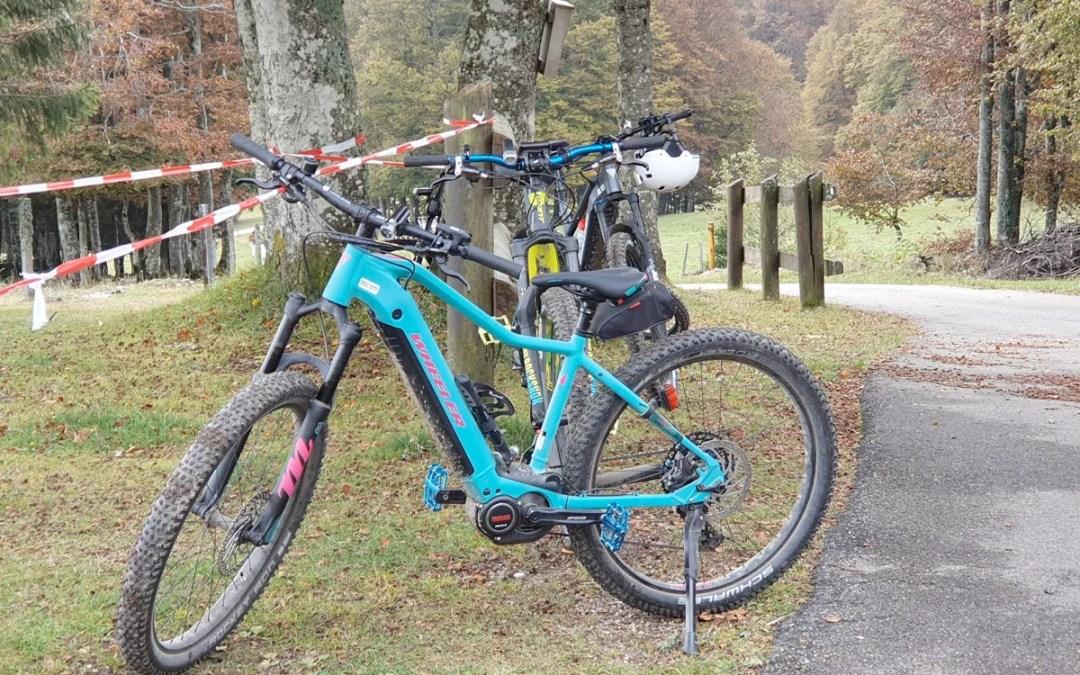 A vendre : vélo de démonstration