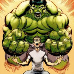 hulk and bruce banner