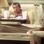 walter matthau in hospital