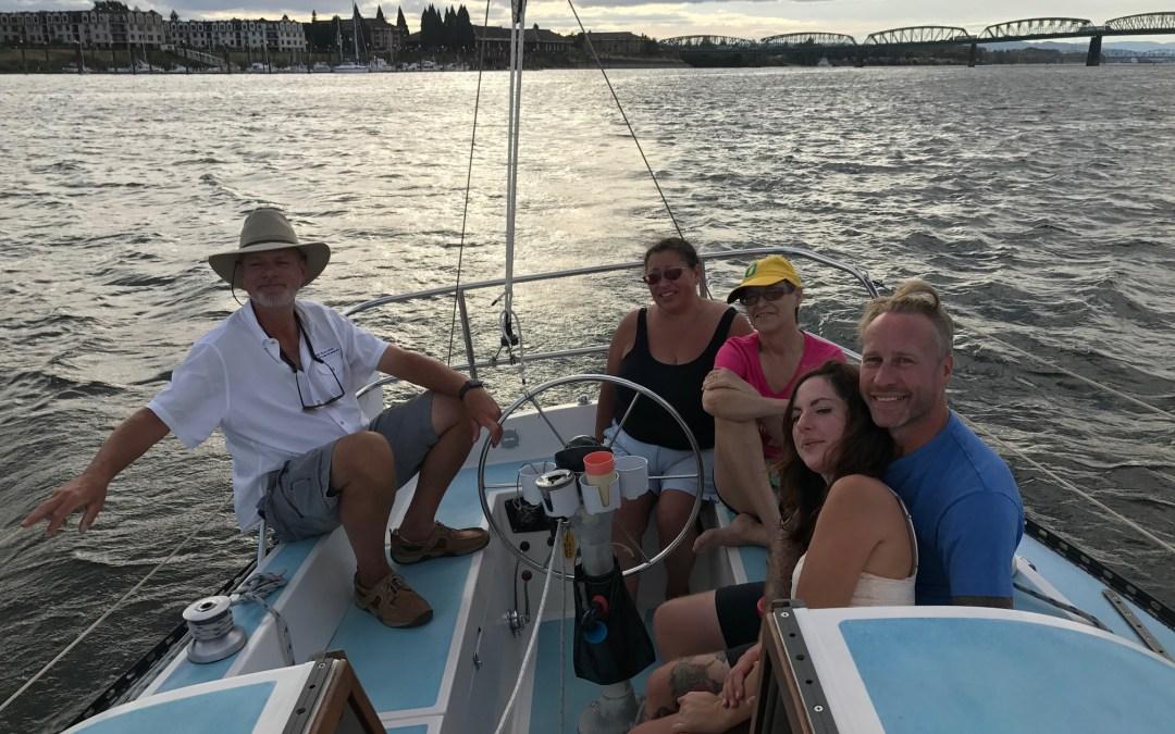 Wednesday sail