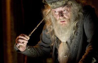 Did you say Dumbledore? Durdle door