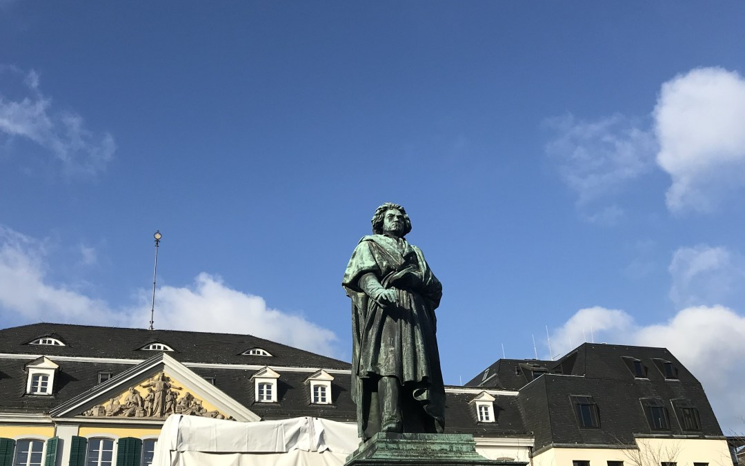 Bonn, birthplace of Beethoven