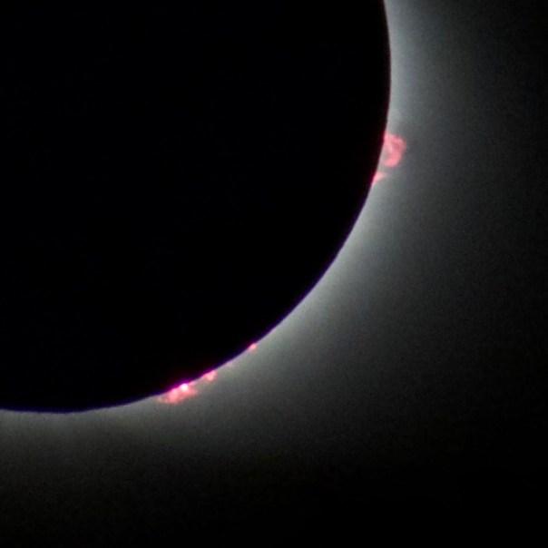 solar prominences 2