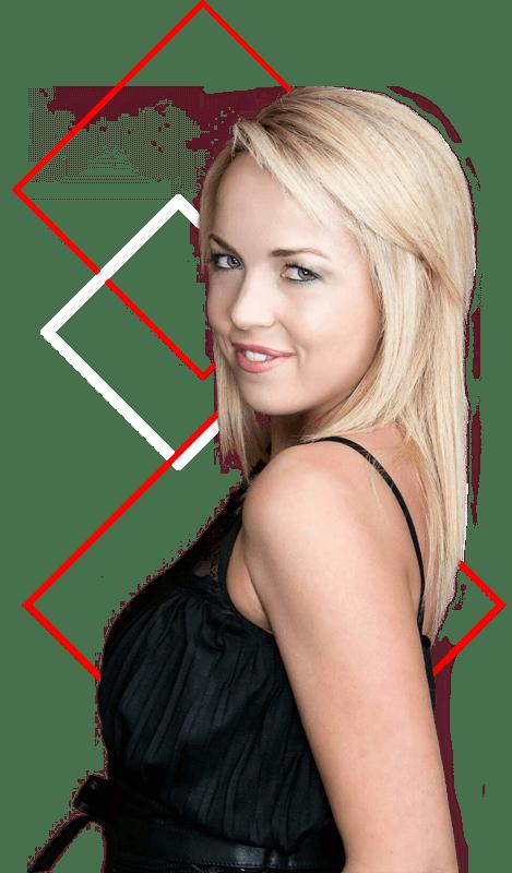 giovane attrice italiana