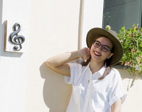 Roberta Finocchiaro - sorriso