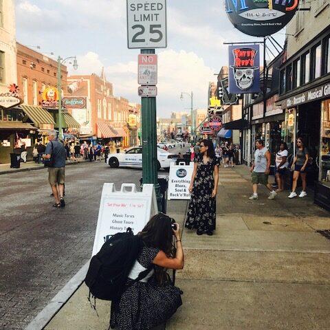 Roberta Finocchiaro Shooting in Memphis