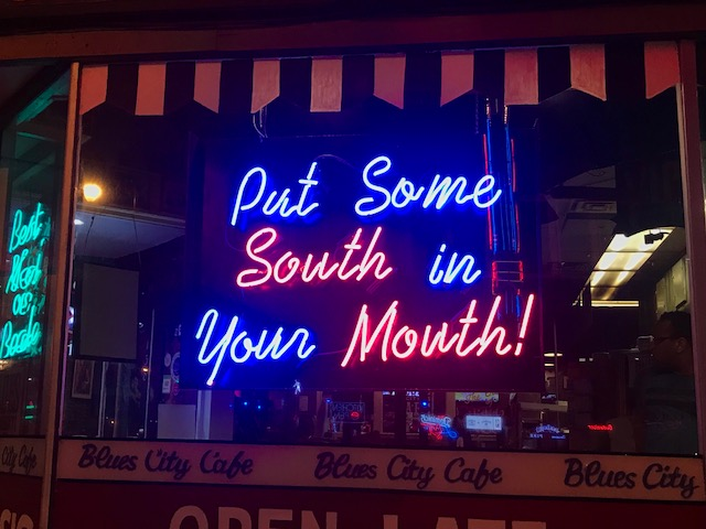 Blues City Cafè - NY