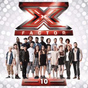 X Factor 10 – Compilation 2016 – AAVV