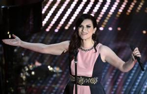 Laura Pausini – Sanremo 2016