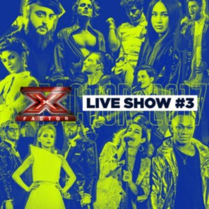 AAVV – X Factor 11 2017 – Live Show #03