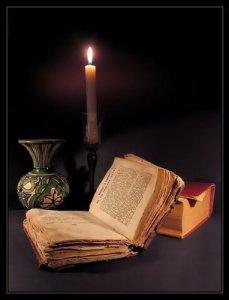 composizione libri antichi