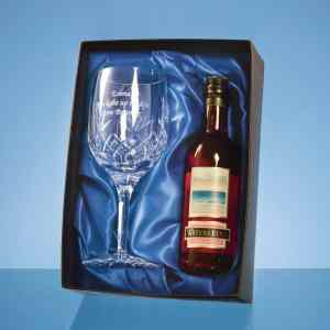 Crystal Goblet Gift Set