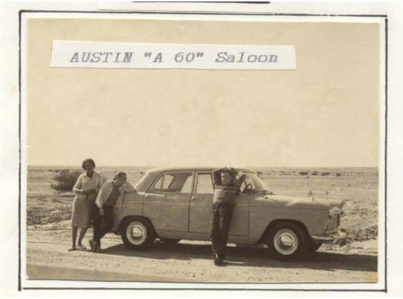 Austin A 60