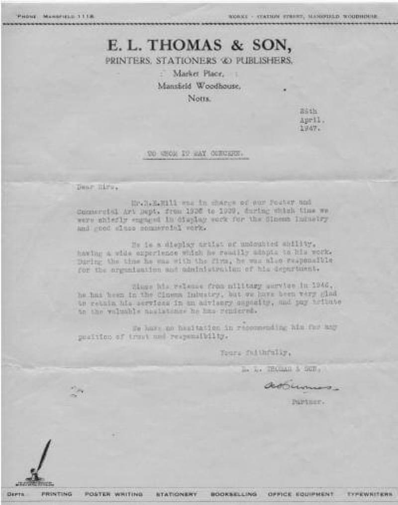 Job reference 1947
