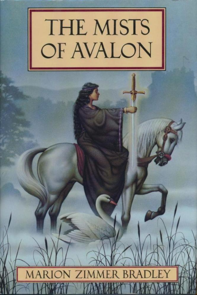 cover of Mists of Avalon