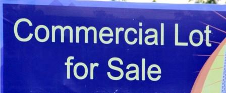 sale - commercial lot
