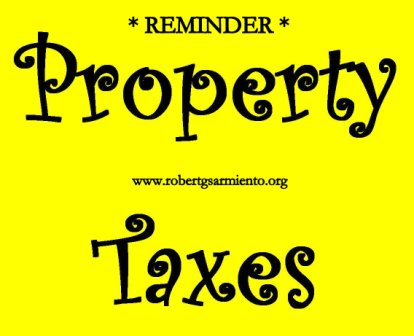property tax resize