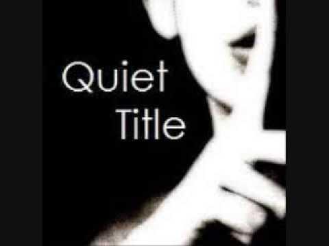 quiet title