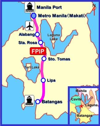 fpip map