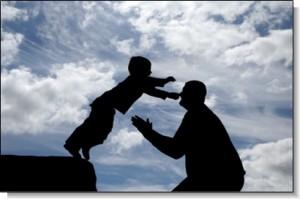 fathers love basic trust