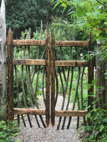 Original Garden - Gate