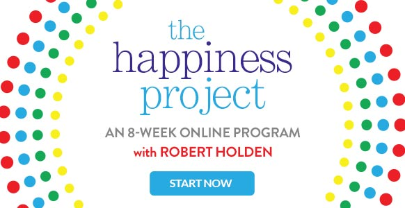 The Happiness Project - An 8-Week Online Program