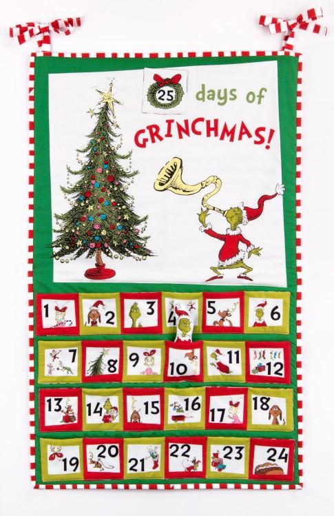Advent Calendar Free Pattern Robert Kaufman Fabric Company