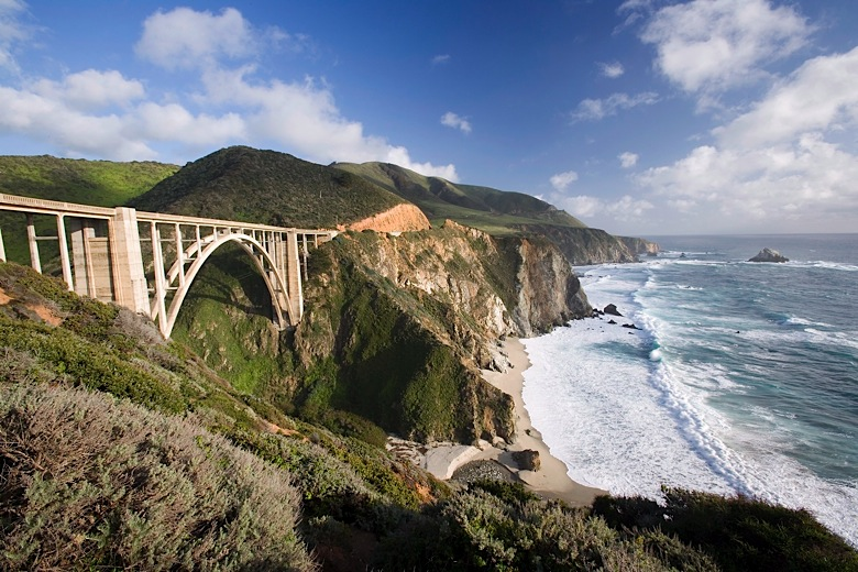 Image result for bixby bridge