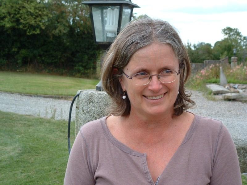 Author Paula Leyden