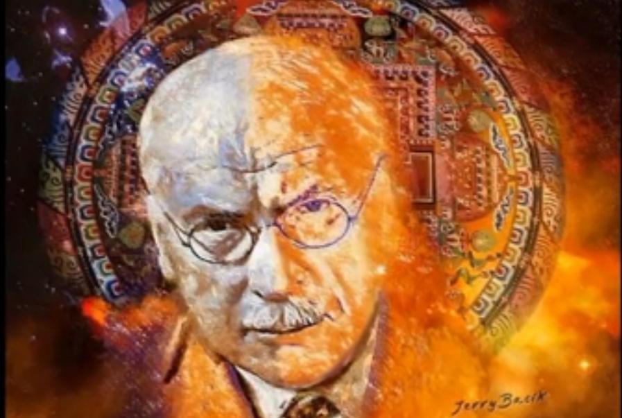 C.G. Jung by Jerry Bacikiz