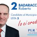 Roberto Badaracco in Municipio a Lugano!