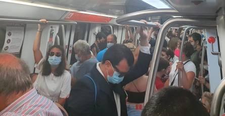 Metro Roma, 11 ottobre 2020
