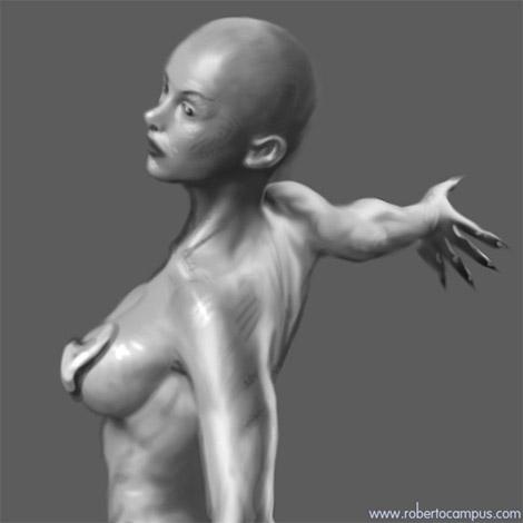 Goddess Tutorial - Step 2