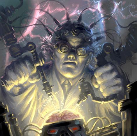 Tutorial : Mad Scientist - Step 2