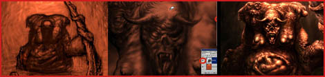 Photoshop Tutorial : Soul Eater Fantasy Digital Painting