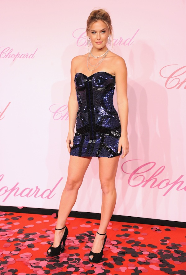 Bar Rafaeli for the 'Happy Diamonds Are A Girl's Best Friend' event organised by Chopard