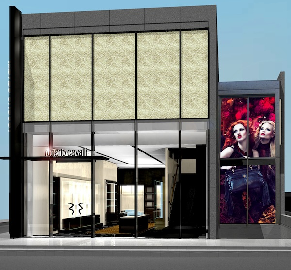 Roberto Cavalli Flagship Store Ayoama - Tokyo
