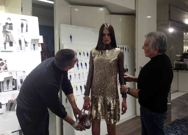 Just Cavalli Fitting