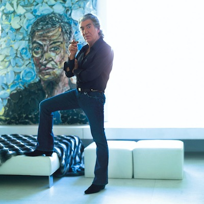 Roberto Cavalli - Julian Shnabel Art