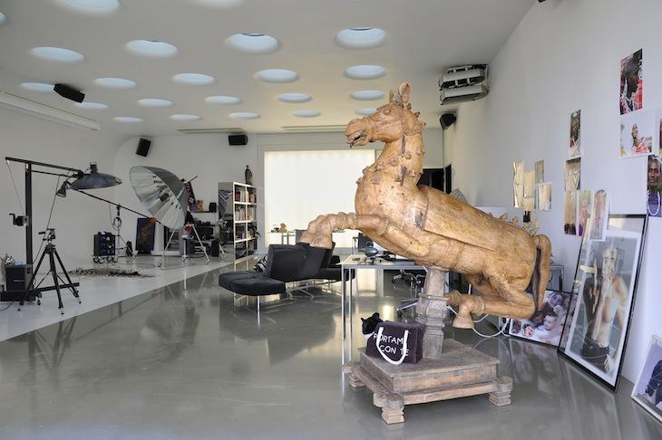 Roberto Cavalli - Studio Firenze