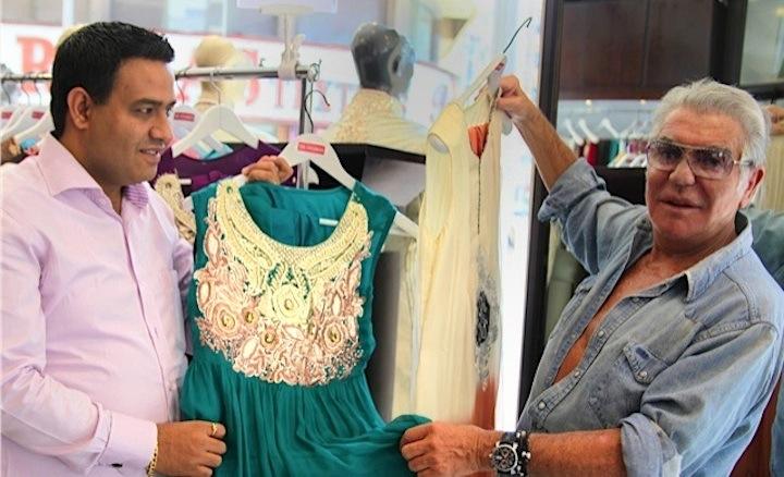 Roberto Cavalli Textile Souk - Dubai