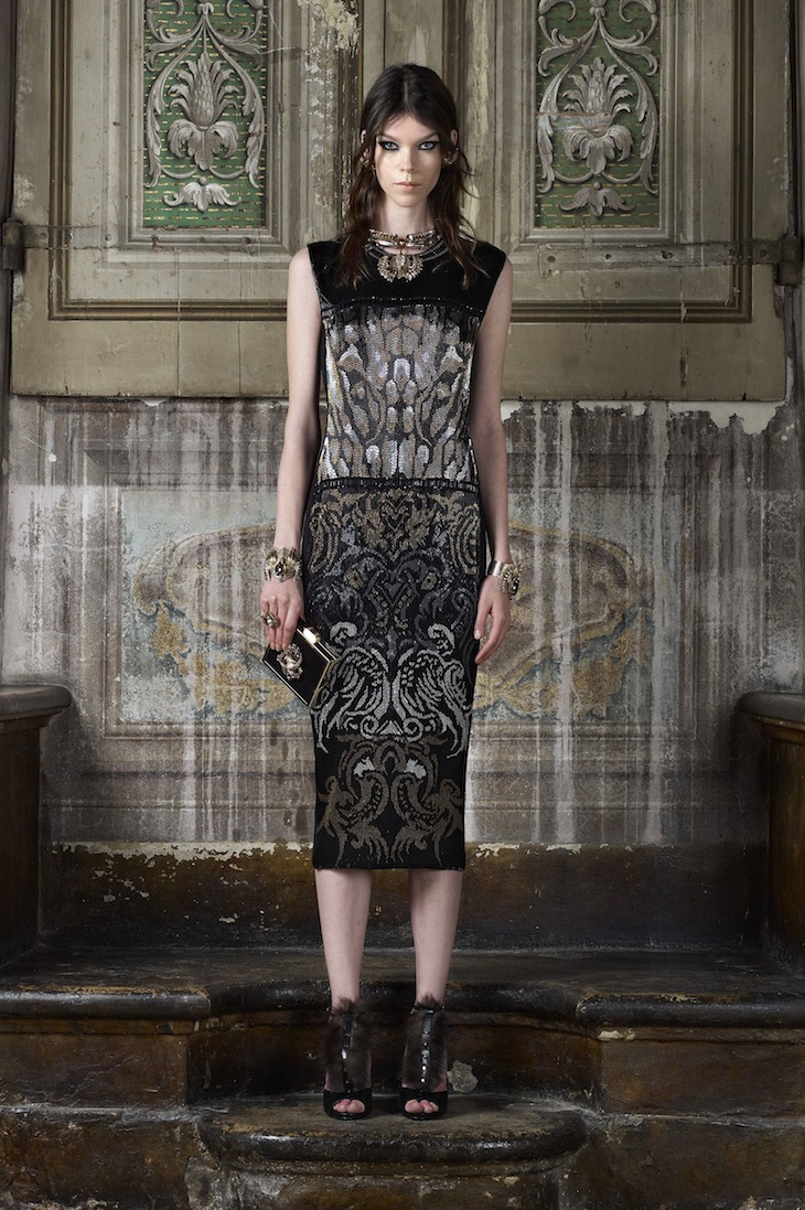 Roberto Cavalli Pre-collection FW 2013-14 (3)