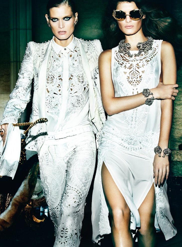 Roberto Cavalli Spring/Summer 2013 Advertising Campaign