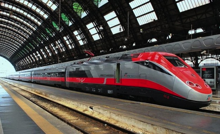 Freccia Rossa - Red Arrow - Trenitalia