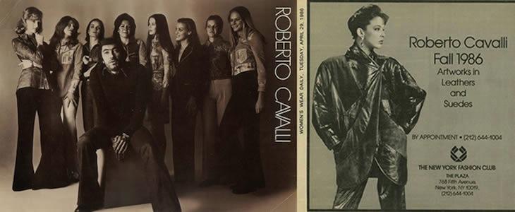 Roberto Cavalli 1986
