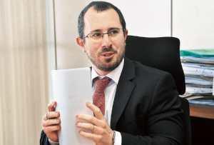 Carvalho, que preside o Cade, trouxe alerta contra tabelas de preço Foto: agência Brasil